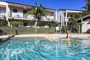 努薩錨地汽車旅館 Anchor Motel Noosa