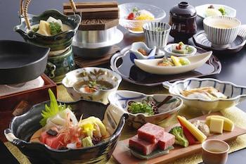 HYOE KOYOKAKU In-Room Dining