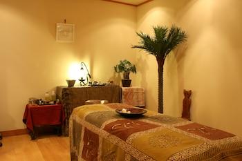 HYOE KOYOKAKU Treatment Room