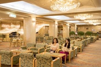 HYOE KOYOKAKU Lobby Sitting Area