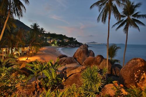 Coral Cliff Beach Resort, Ko Samui