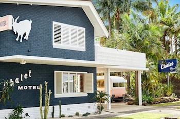布朗斯維克赫茲木屋汽車旅館 Brunswick Heads Chalet Motel