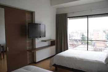 Grand Suite, 2 Queen Beds (Loft)