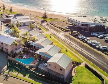 莫利莫克海岸汽車旅館暨會議中心 Mollymook Shores Motel and Conference Centre
