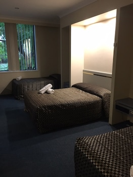 Guestroom at Penrith Valley Inn in Penrith