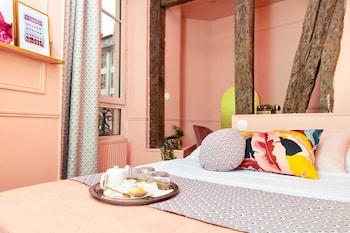 Comfort Single Room (small bathroom)