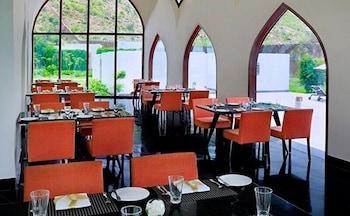 레부아 로지 앳 아메르(Lebua Lodge at Amer, Jaipur) Hotel Image 7 - Restaurant