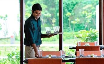 레부아 로지 앳 아메르(Lebua Lodge at Amer, Jaipur) Hotel Image 8 - Restaurant
