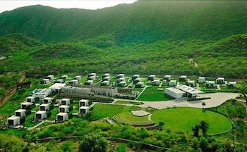 레부아 로지 앳 아메르(Lebua Lodge at Amer, Jaipur) Hotel Image 5 - View from Hotel
