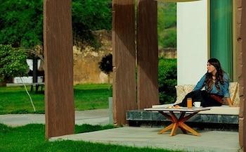 레부아 로지 앳 아메르(Lebua Lodge at Amer, Jaipur) Hotel Image 6 - Guestroom