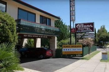 阿盧納汽車旅館