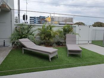モンテゴ マーメイド ビーチ モーテル