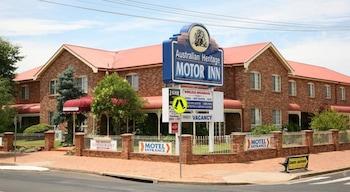 澳洲傳統汽車旅館 Australian Heritage Motor Inn