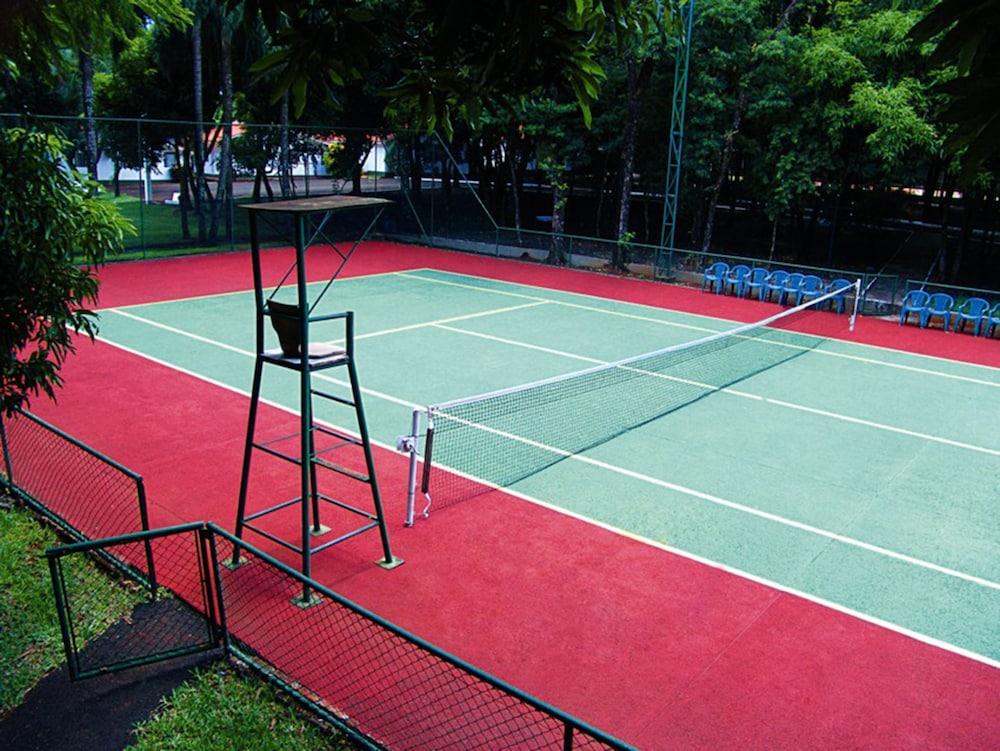 하파인 팰리스 호텔 & 컨벤션 센터(Rafain Palace Hotel & Convention Center) Hotel Image 31 - Tennis Court