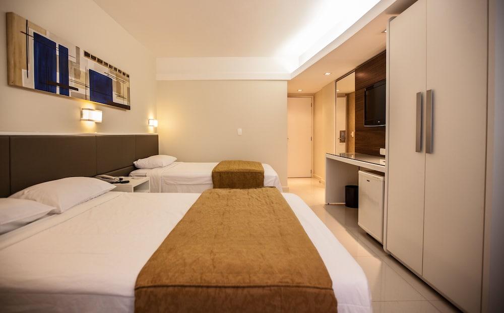 하파인 팰리스 호텔 & 컨벤션 센터(Rafain Palace Hotel & Convention Center) Hotel Image 10 - Guestroom