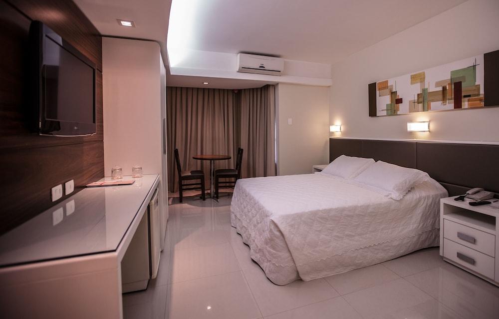 하파인 팰리스 호텔 & 컨벤션 센터(Rafain Palace Hotel & Convention Center) Hotel Image 12 - Guestroom