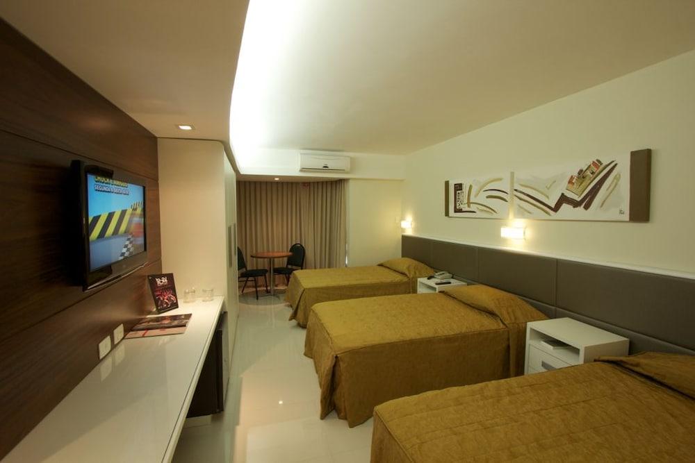 하파인 팰리스 호텔 & 컨벤션 센터(Rafain Palace Hotel & Convention Center) Hotel Image 5 - Guestroom