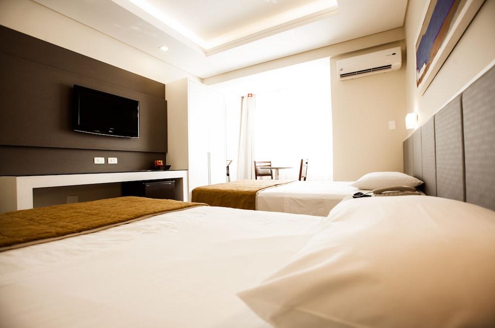 하파인 팰리스 호텔 & 컨벤션 센터(Rafain Palace Hotel & Convention Center) Hotel Image 16 - Guestroom
