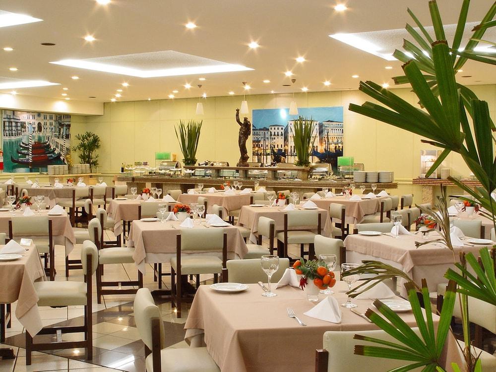 하파인 팰리스 호텔 & 컨벤션 센터(Rafain Palace Hotel & Convention Center) Hotel Image 42 - Restaurant