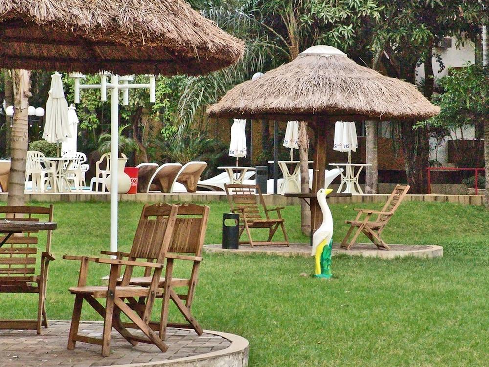 하파인 팰리스 호텔 & 컨벤션 센터(Rafain Palace Hotel & Convention Center) Hotel Image 55 - Garden