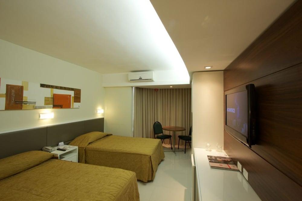 하파인 팰리스 호텔 & 컨벤션 센터(Rafain Palace Hotel & Convention Center) Hotel Image 3 - Guestroom