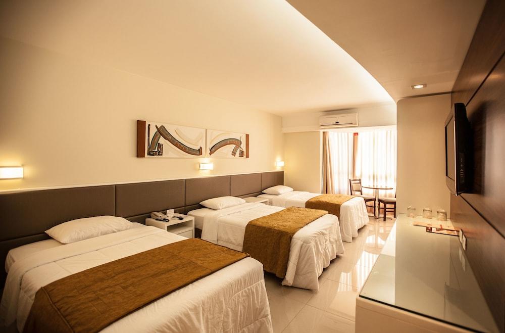 하파인 팰리스 호텔 & 컨벤션 센터(Rafain Palace Hotel & Convention Center) Hotel Image 14 - Guestroom