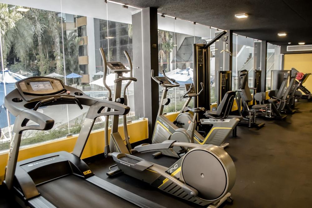 하파인 팰리스 호텔 & 컨벤션 센터(Rafain Palace Hotel & Convention Center) Hotel Image 28 - Fitness Facility