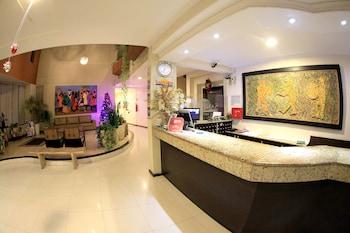 珊特連普拉亞飯店 Sandrin Praia Hotel