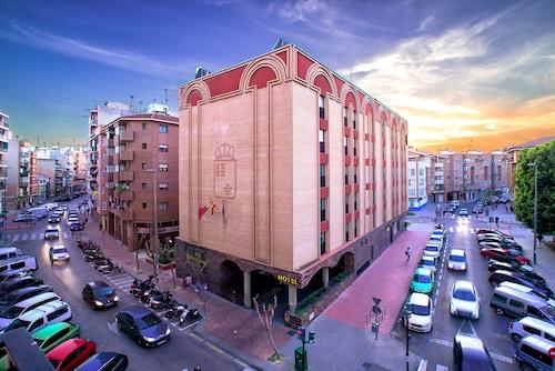 . Hotel Pacoche Murcia