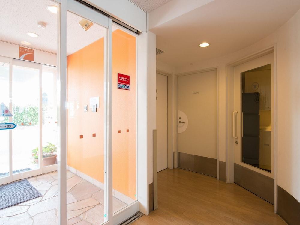 치선 인 히타치나카(Chisun Inn Hitachinaka) Hotel Image 13 - Interior Entrance
