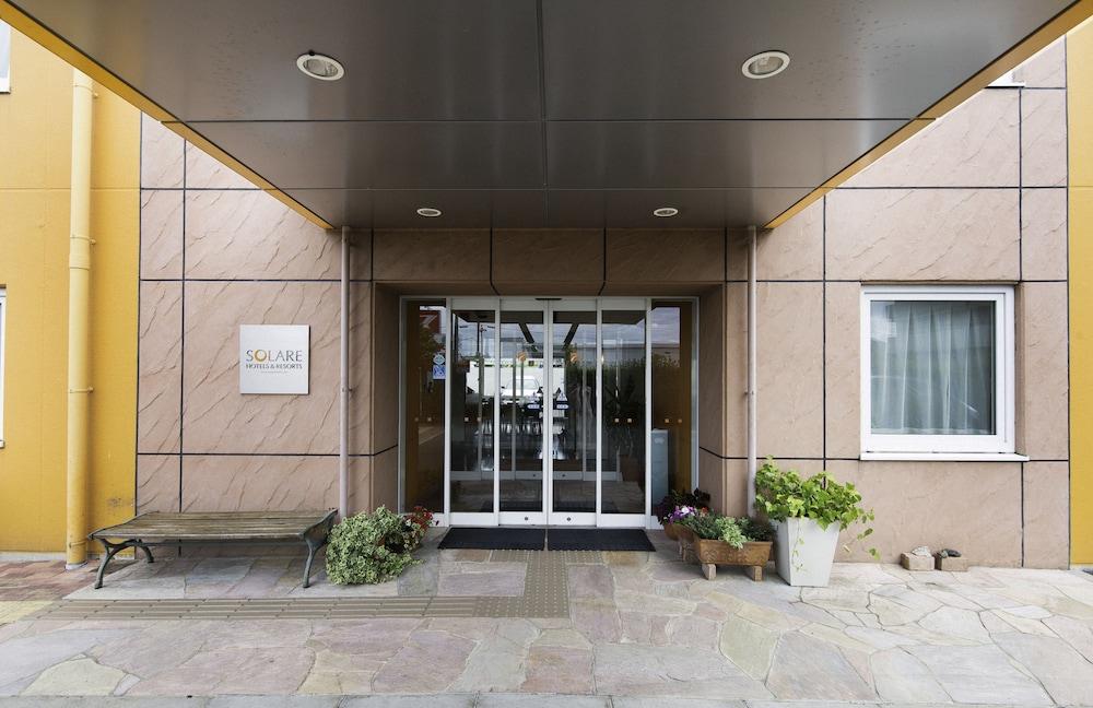 치선 인 히타치나카(Chisun Inn Hitachinaka) Hotel Image 23 - Hotel Entrance