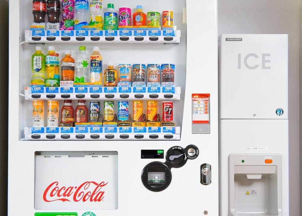 치선 인 히타치나카(Chisun Inn Hitachinaka) Hotel Image 14 - Vending Machine
