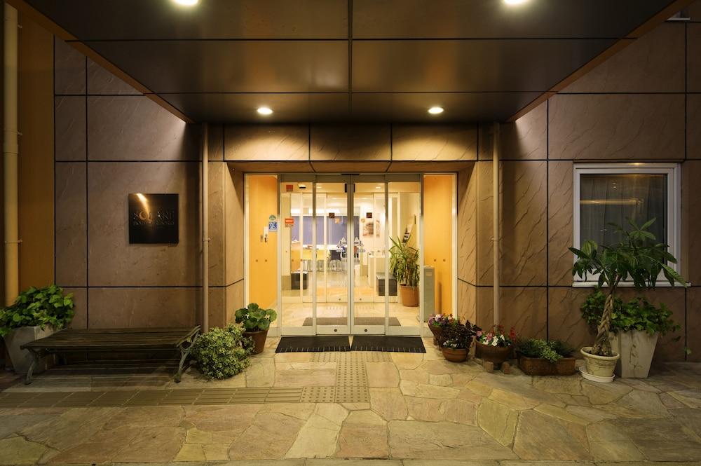 치선 인 히타치나카(Chisun Inn Hitachinaka) Hotel Image 24 - Hotel Entrance