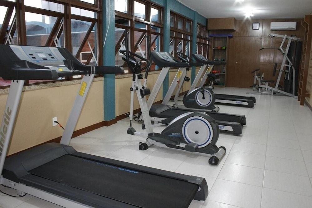 아무아라마 호텔(Amuarama Hotel) Hotel Image 56 - Gym