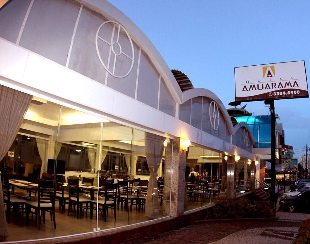 아무아라마 호텔(Amuarama Hotel) Hotel Image 60 - Restaurant
