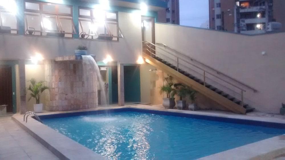 아무아라마 호텔(Amuarama Hotel) Hotel Image 54 - Pool Waterfall