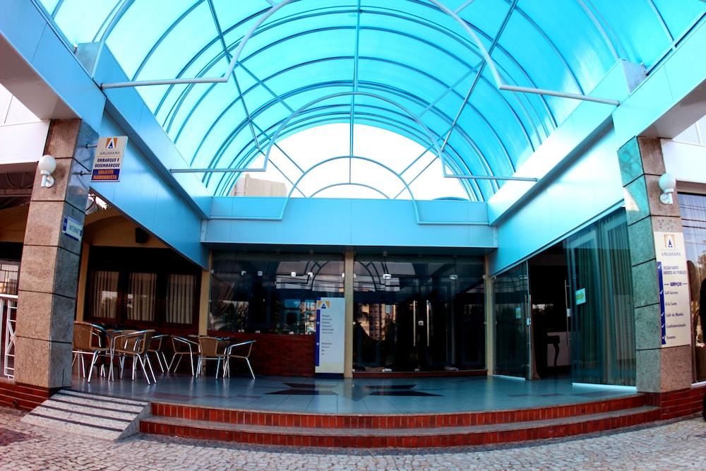 아무아라마 호텔(Amuarama Hotel) Hotel Image 74 - Hotel Entrance
