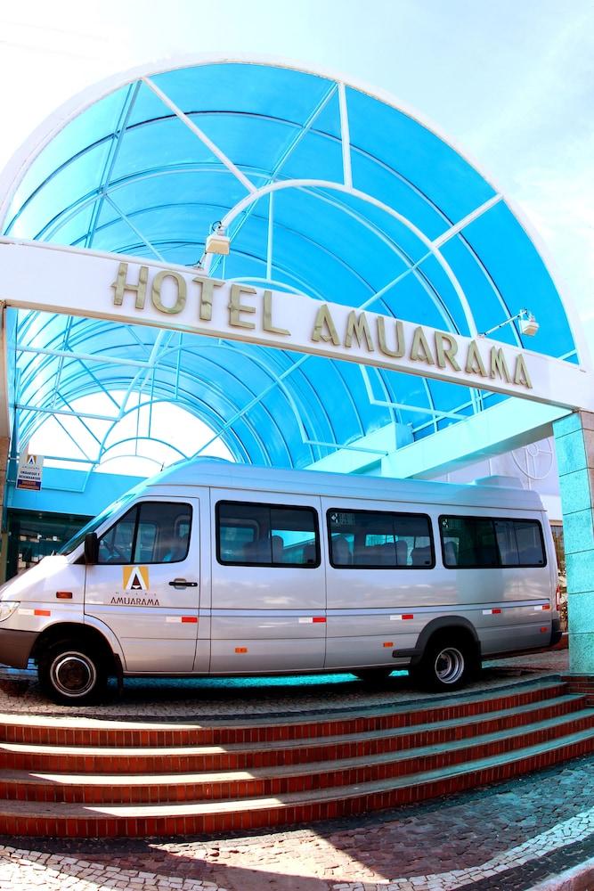 아무아라마 호텔(Amuarama Hotel) Hotel Image 72 - Hotel Entrance