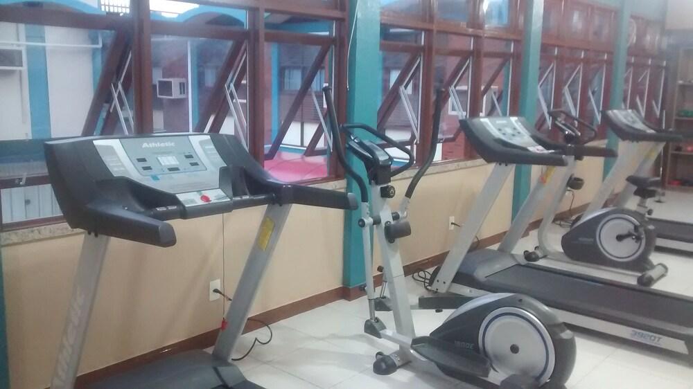 아무아라마 호텔(Amuarama Hotel) Hotel Image 55 - Gym