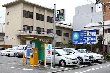 HOTEL WING INTERNATIONAL HIMEJI Parking