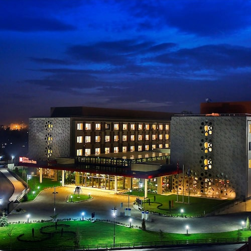 . Hilton Garden Inn Konya Turkey