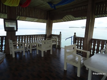 Hof Gorei Beach Resort Samal Lobby Sitting Area