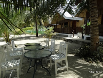 Hof Gorei Beach Resort Samal Outdoor Dining