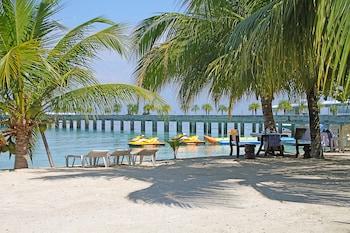Hof Gorei Beach Resort Samal Kayaking