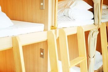 HIROSHIMA PEACE HOTEL - HOSTEL Room