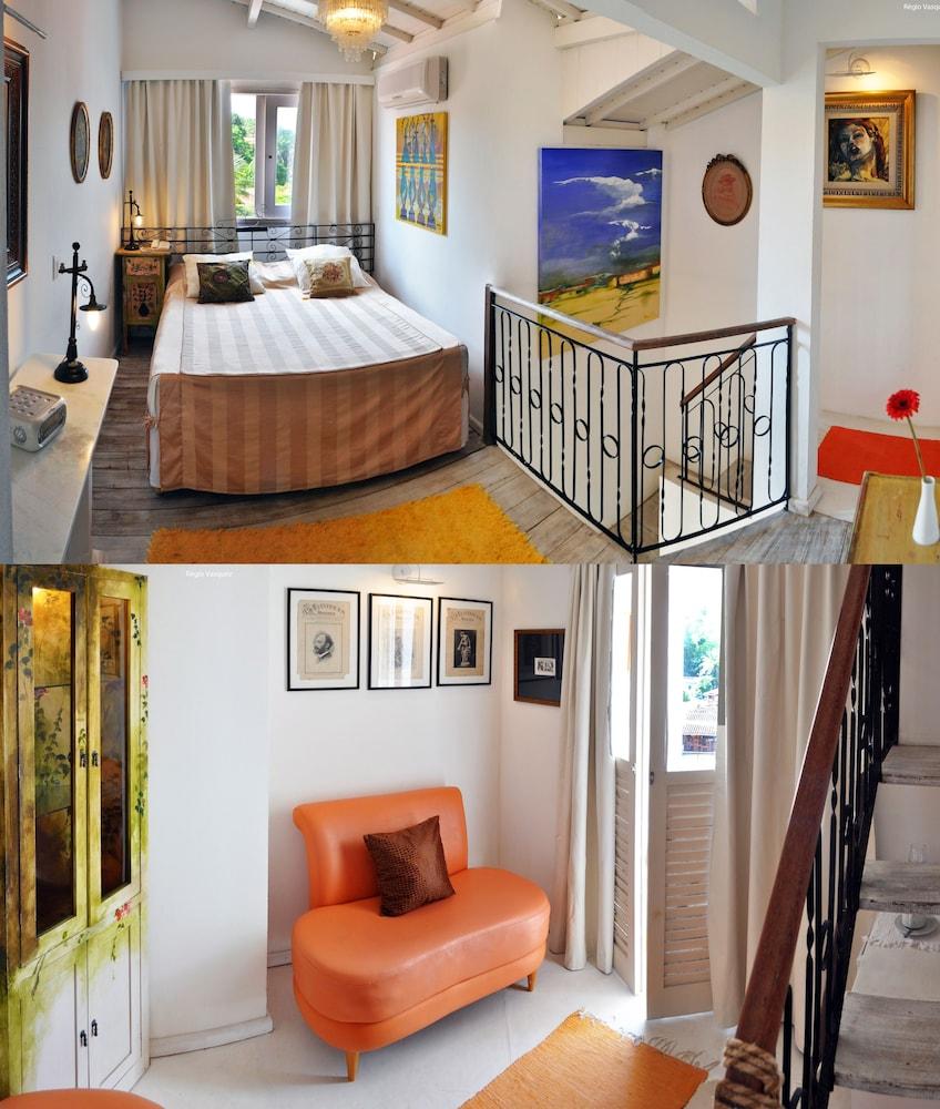 솔라르 다스 아르테스 포우사다 부티크(Solar das Artes Pousada Boutique) Hotel Image 43 - Guestroom