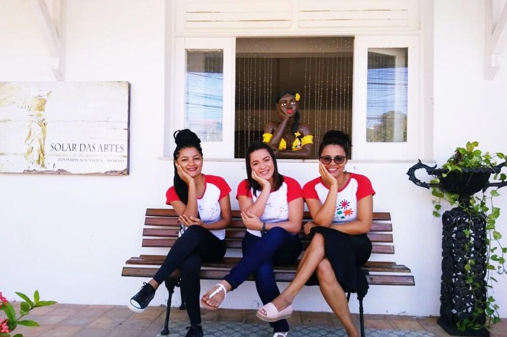솔라르 다스 아르테스 포우사다 부티크(Solar das Artes Pousada Boutique) Hotel Image 84 - Hotel Front