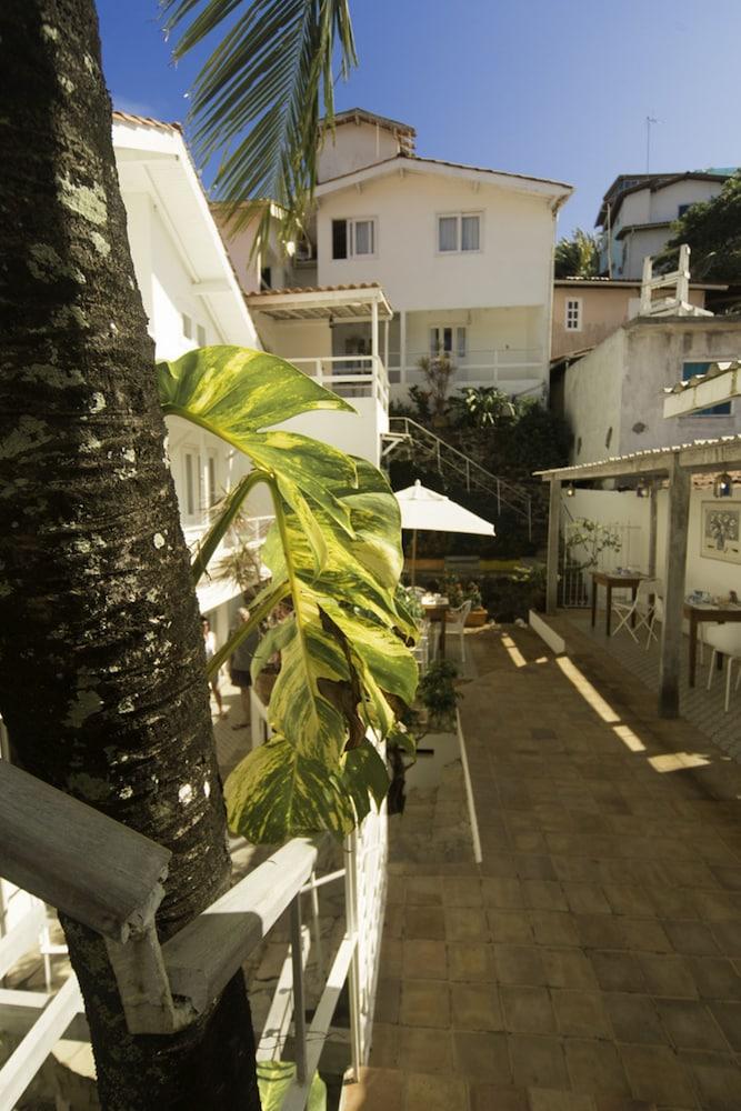 솔라르 다스 아르테스 포우사다 부티크(Solar das Artes Pousada Boutique) Hotel Image 86 - Courtyard