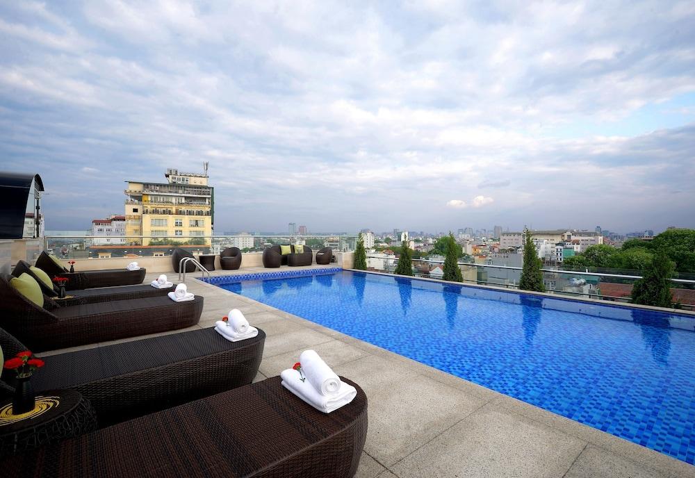 ラ ベル ヴィー ホテル ハノイ