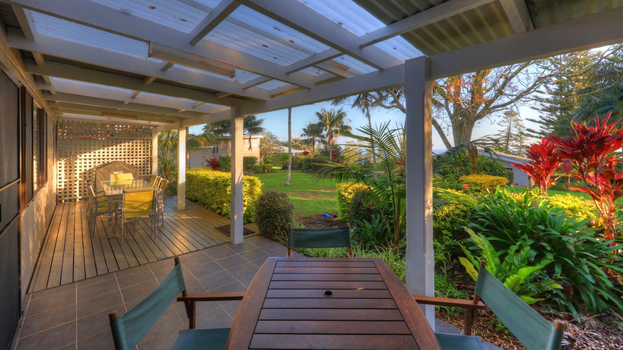 Kentia Holiday Apartments, Norfolk Island